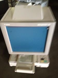 Canon Microprinter 60 Microform Reader Printer