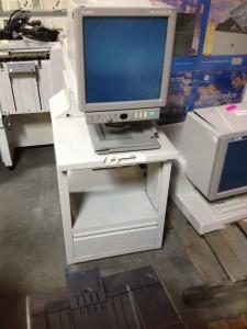 Canon Microprinter 90 Microform Reader Printer
