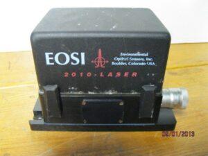EOSI Environmental Optical Sensors LCU-2010M Diode Laser