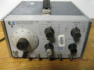 HP 3310A Function Generator