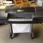 HP DESIGNJET Z2100 24 Large Format PLOTTER Q6675A