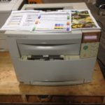 HP LaserJet 4550N Workgroup Laser Printer PC 89K Network 4550