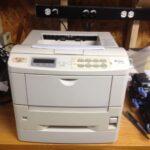 Kyocera FS-1750 Workgroup Laser Printer DP-1400