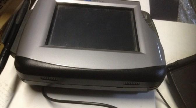 VeriFone MX870 POS Payment Terminal