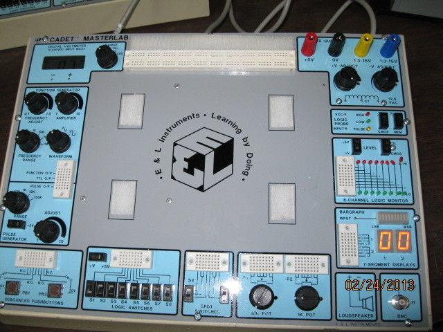 eampl instruments c a d e t masterlab cadet11 analogdigital