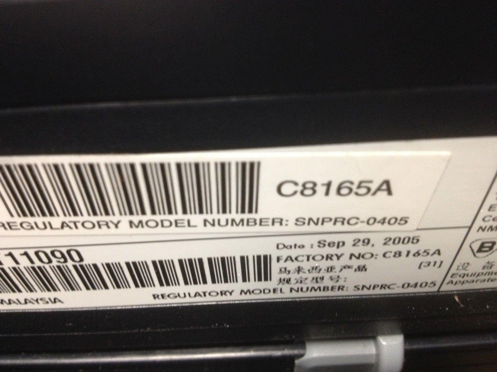 Hp Deskjet 9800 Printer Large Format Wide 13 215 19 11 215 17
