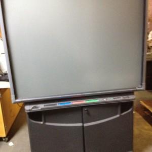 Smart technologies 4000i smart board dvit rear projection interactive