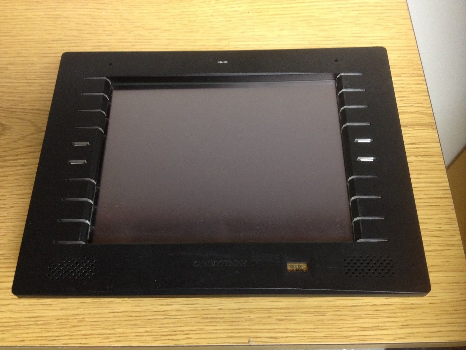 Crestron Tpmc 8l Isys 8 4 Wall Mount Touch Panel Your