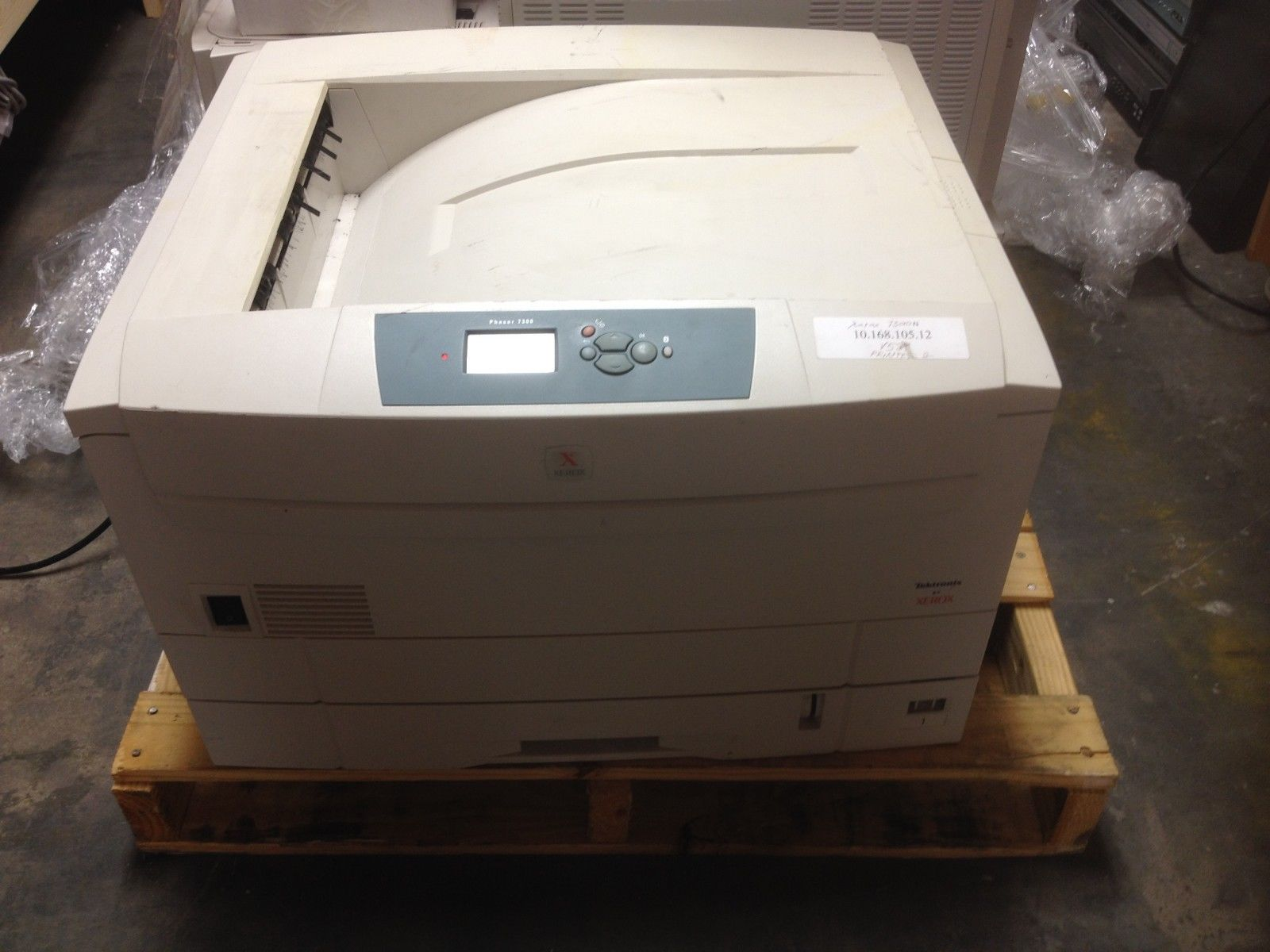 XEROX PHASER 7300DN DRIVER