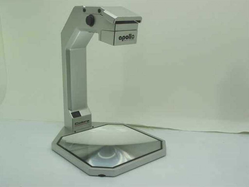 Apollo Cobra Model Vs3000 Portable Reflective Overhead Projector